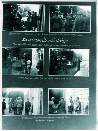 Azione di arresto in provincia di Varese nel periodo settembre 1943-febbraio 1944 - Museo del Risorgimento-Museo di storia contemporanea, Milano, Archivio storico