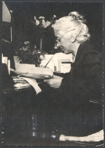 Ernesta Bittanti - Museo storico in Trento, Archivio storico, fondo Ernesta Bittanti Battisti