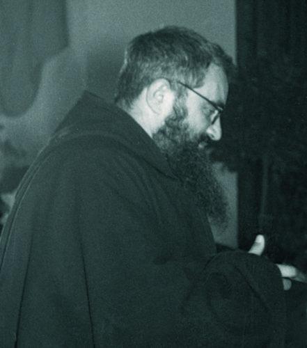 "Padre Benedetto Maria (Pierre Peteuil) - Archivio CDEC, Fondo Soccorritori, b. 3, fasc. ""Peteuil Pierre"""