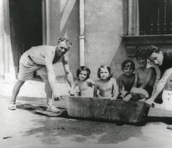 I profughi più piccoli di villa Emma - Comune di Nonantola, Archivio storico